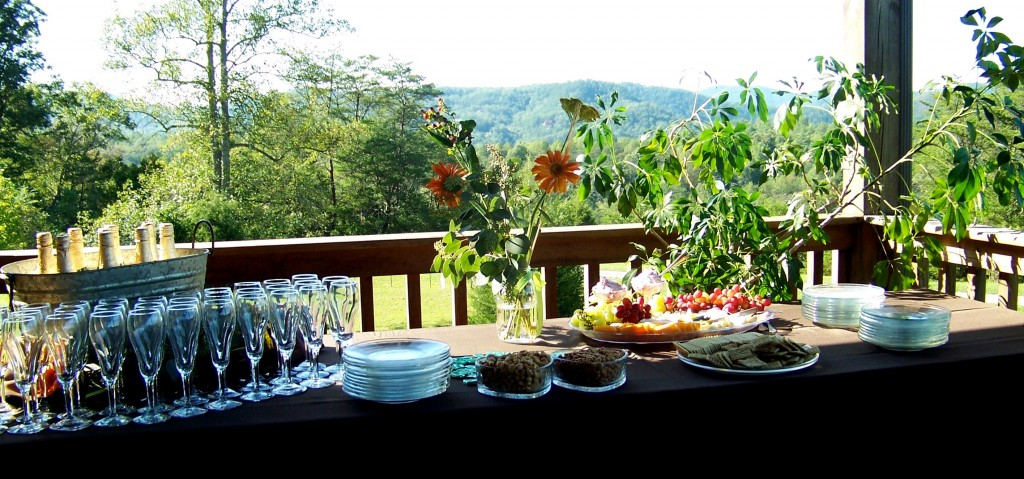 Receptions and Caterers Townsend, TN