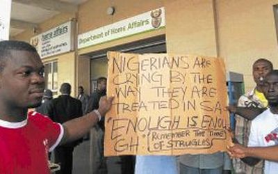 Nigerians Crying – BDLive