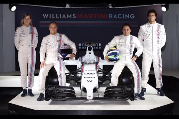 Williams FW36 – LAunchgCar