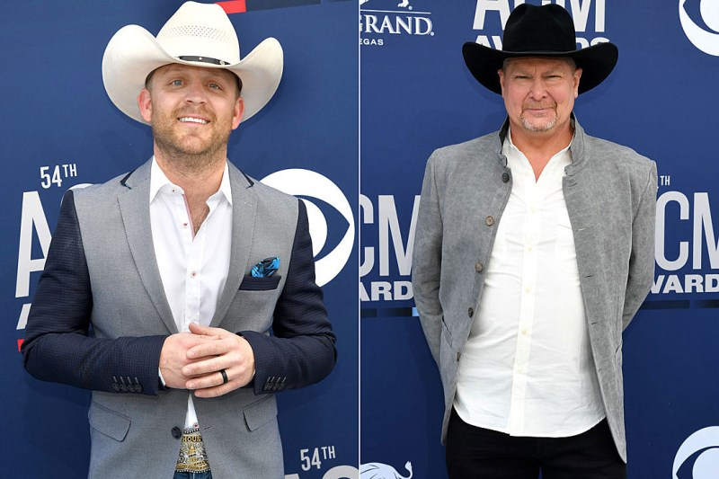Justin Moore Plans 2020 Tour With Tracy Lawrence - See Dates!