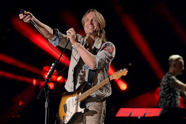 Keith Urban Announces All for the Hall 2020 Lineup