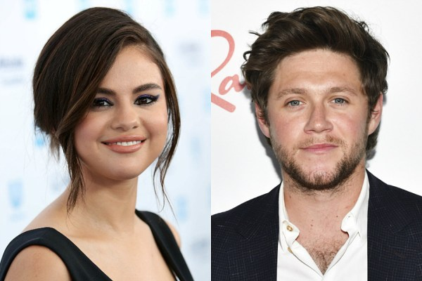 Niall Horan Posts Selfie With Selena Gomez Poster