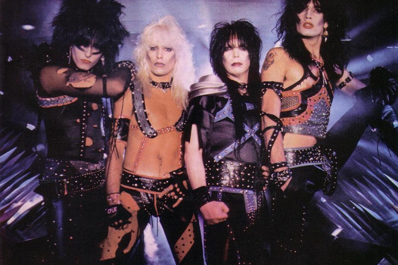 How Motley Crue Staked Their Claim With 'Shout at the Devil'