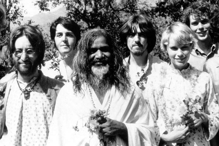 The Day the Beatles Met the Maharishi