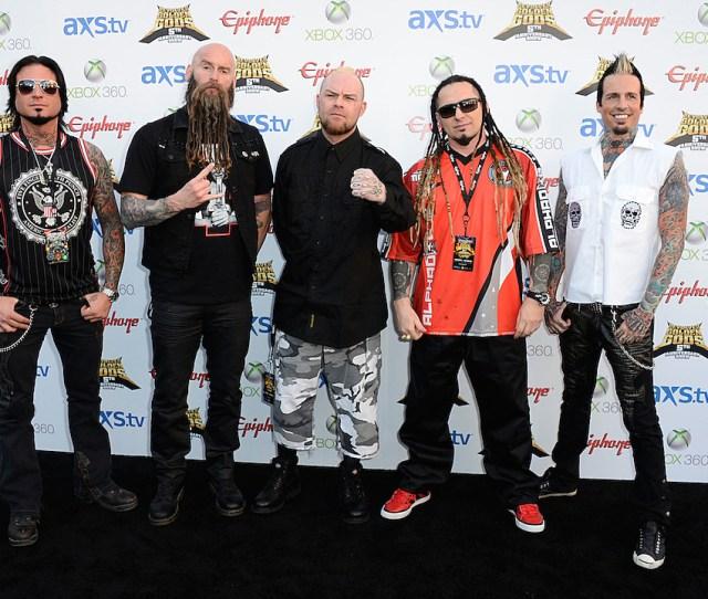 Five Finger Death Punch Loudwire
