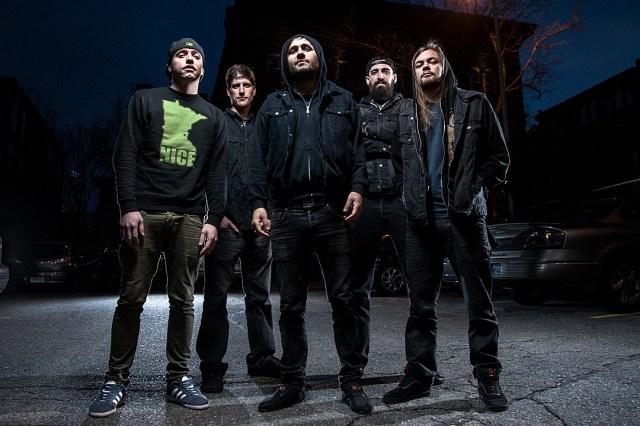 美國金屬樂團 After The Burial 釋出新曲影音 Behold The Crown