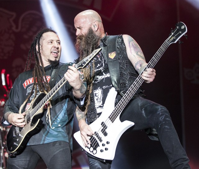 Five Finger Death Punch Guitarist Band Has Worst F King Name