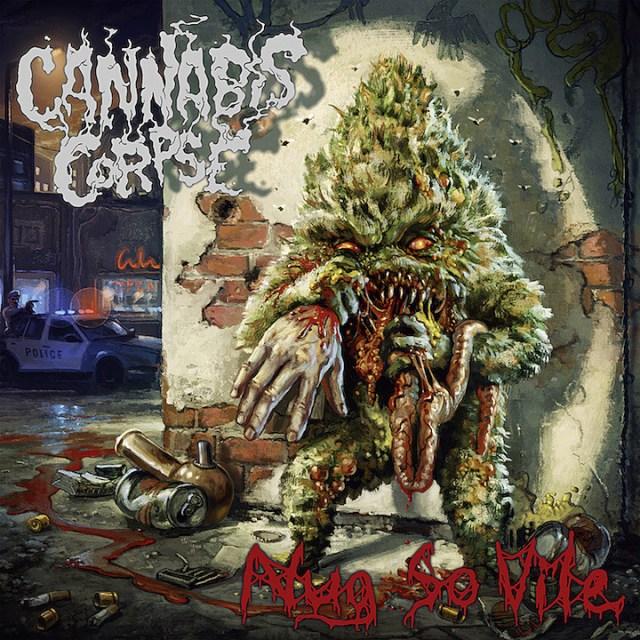 美國死金 Cannabis corpse 即將發行新專輯 Nug So Vile 單曲影音公布 Cylinders of Madness 2