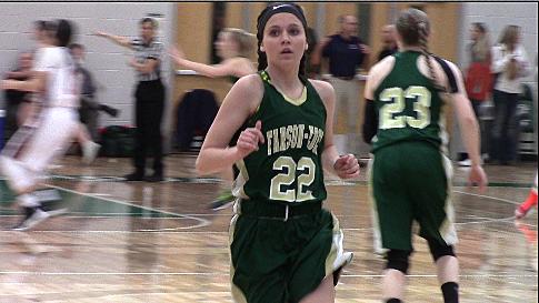 Farson Eden Girls Basketball Wrap VIDEO