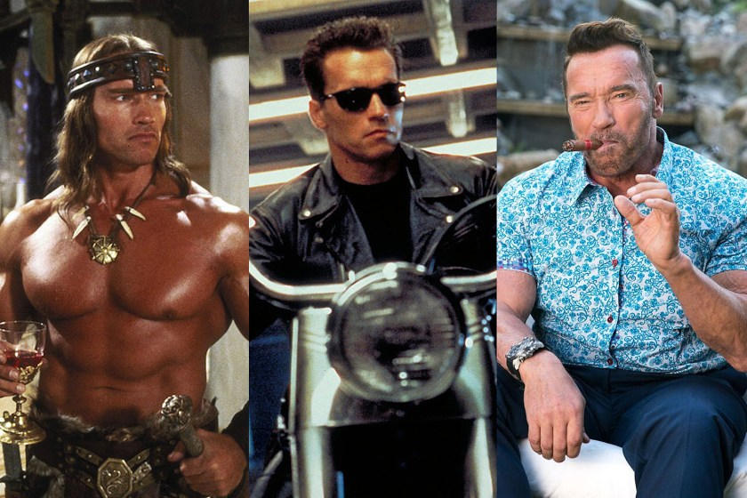 Every Arnold Schwarzenegger Movie Ranked From Worst to Best