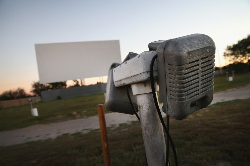 Baby Boomer Memory Lane: Those Drive-In Movie Speakers