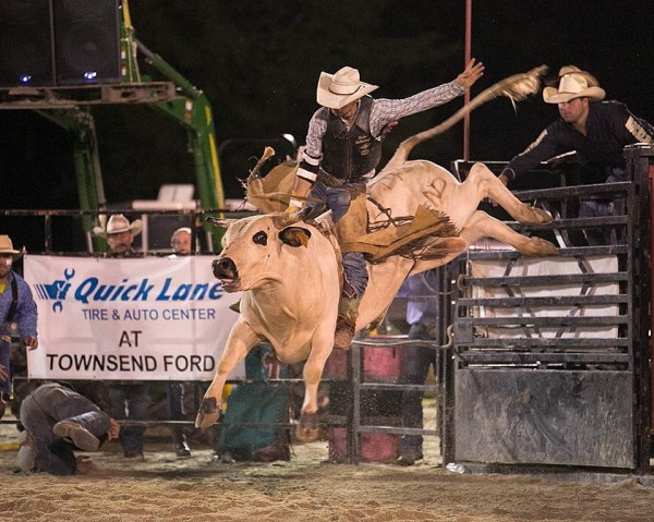 8th Annual Sokol Park Pro Rodeo This Weekend