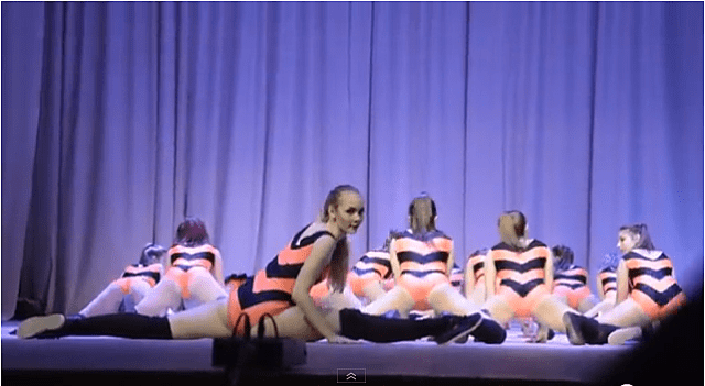 Russian Teens Twerk In Winnie The Pooh Themed Dance Launches Criminal Investigation