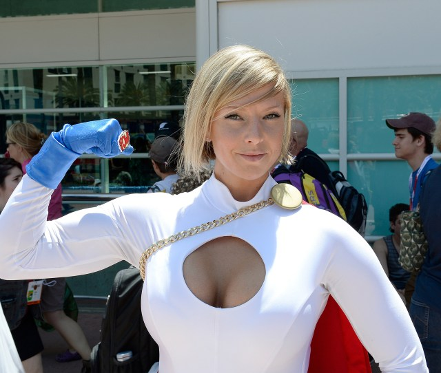 Hottest Cosplay Babes Of Comic Con