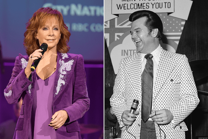 conway twitty, reba mcentire
