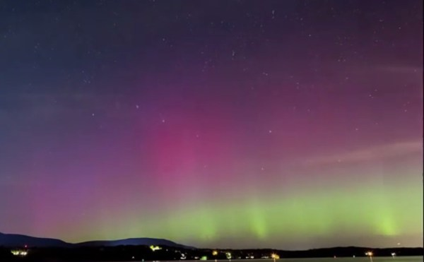 Northern Lights Hudson Valley
