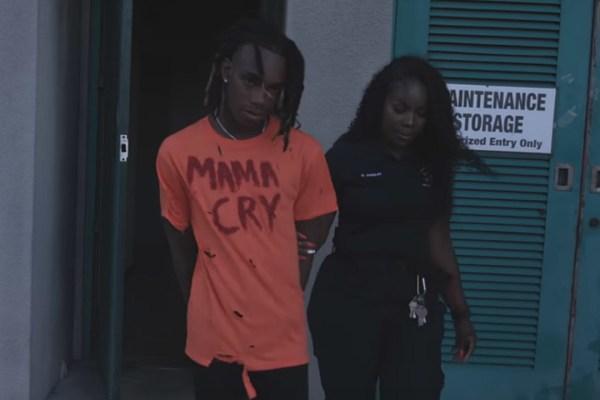 YNW Melly Drops Mama Cry Video XXL