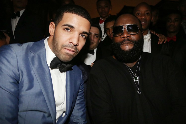 A History of Drake and Rick Ross' Musical Relationship - XXL
