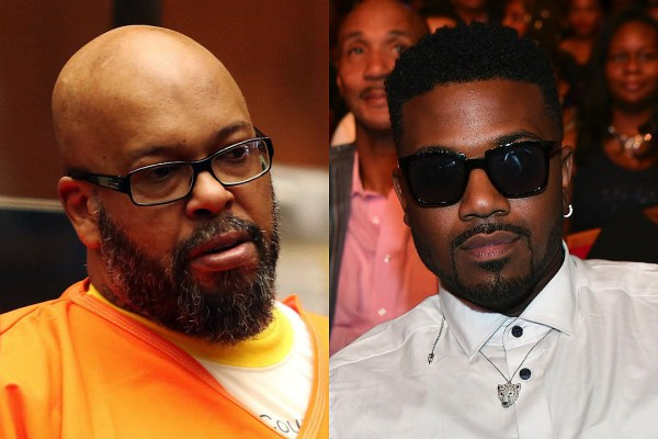 Report: Suge Knight Signs Away Life Rights to Ray J