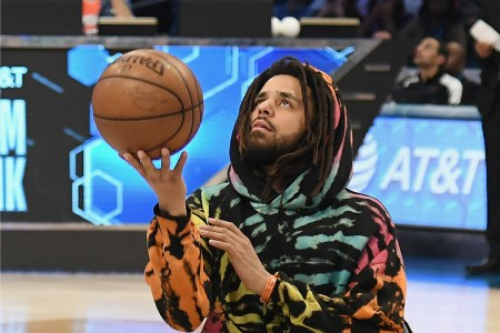 J. Cole Has Real Shot At Making NBA Team, Says Larry Sanders - XXL