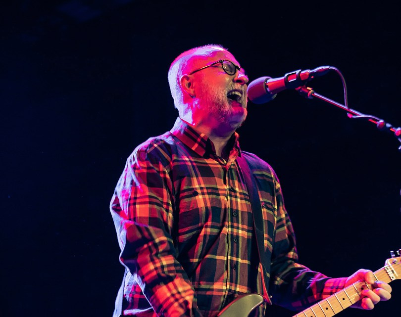 Bob Mould brought his 40th Anniversary tour to Brooklyn (pics ...