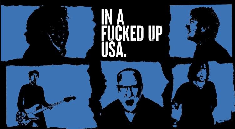 "Bob Mould preps protest LP 'Blue Hearts,' shares ""American Crisis ..."