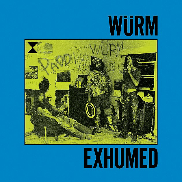 """Exhumed"""" From the Earth: Chuck Dukowski and the Reissue of Würm's  Full-Length"""
