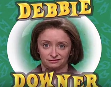 Thanksgiving Debbie Downer Style Video