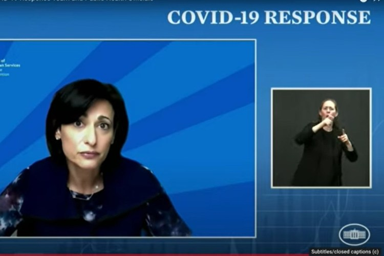 CDC Director: Michigan Needs to 'Shut Things Down' VIDEO