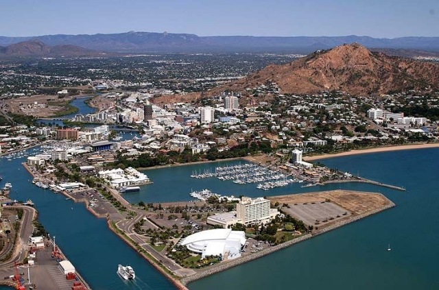 Townsville Capital of North Queensland