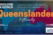 Adani coal mine officially a Queenslander