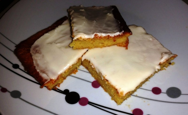 Pinnapple Slice Going Troppo - Recipe Favourite