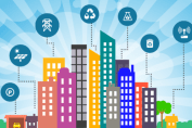 Smart City Security Challenges Photo thanks: Bank InfoSecurity