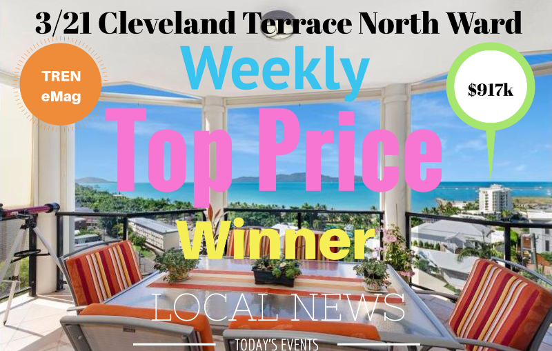 2-21 Cleveland Terrace North Ward Top Price Winner