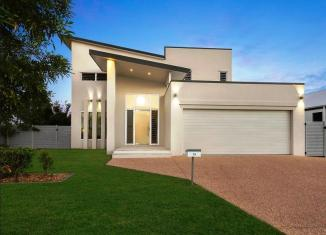 Idalia - Front aspect of 15 Edgewater Terrace sold by McGrath Estate Agents for $1Million