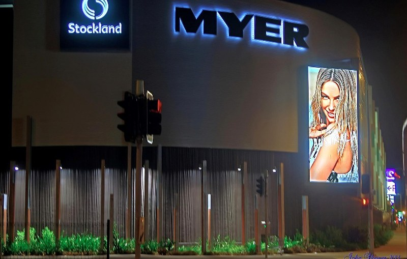 Development of retail space at Townsville shopping centres