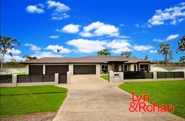 Front View of 2 Raja Aho Road Rangewood Alice River photo from Remax Lyn and Rohan and featured by Townsville Real Estate News TREN eMagazine