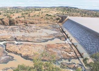 Townsville water security and Hells Gates Dam