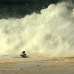 Watch this Dramatic Rescue of a Fallen Big Wave Surfer