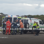 LAETICIA BROUWER, 17, KILLED BY SHARK WHILE SURFING IN WEST AUSTRALIA