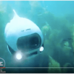 First Ever Underwater Drone That Shoots in 4K