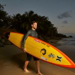 Long Beach Surfer Honored With Spot in Global Competition