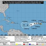Irma Rapidly Intensifies Into 115 MPH Category 3 Atlantic Hurricane