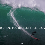 WAITING PERIOD OPENS FOR NELSCOTT REEF BIG WAVE PRO-AM