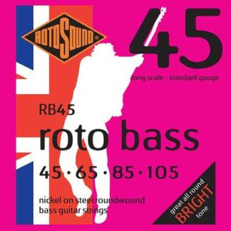 Rotosound RB45 bass strings