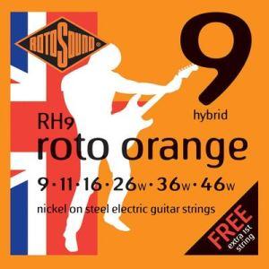 Rotosound RH9 guitar strings
