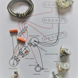 Wiring Kit for Strat