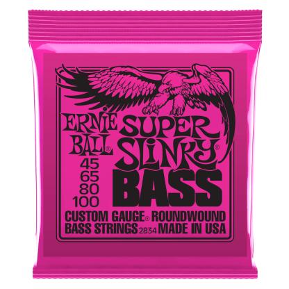 Super Slinky Bass Strings