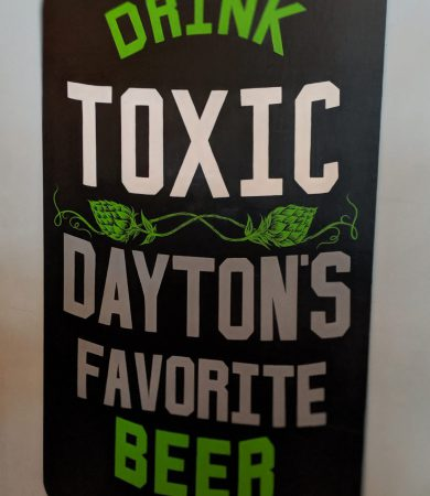 Toxic Painted Can
