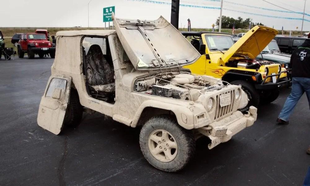 Tri Lakes Jeep Show